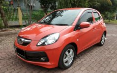 Mobil Honda Brio 1.2 E CVT 2014 dijual, DKI Jakarta