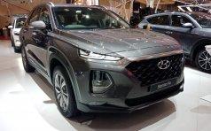 Promo Hyundai Santa Fe GLS CRDi 2018 Harga Murah, DKI Jakarta