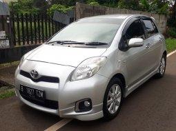 Jual Mobil Bekas Toyota Yaris 1.5 E 2012 di DKI Jakarta