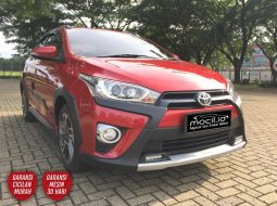 Jual mobil Toyota Yaris TRD Sportivo Heykers 2017 bekas, DKI Jakarta