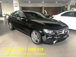 Promo Bunga 0% / Dp20% Mercedes-Benz E 350 AMG Line 2019 Hitam - Diskon Corona