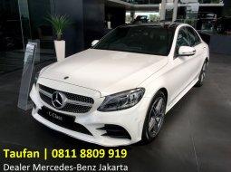 Promo Kredit Dp20% Mercedes-Benz C 300 AMG 2020 Putih - Diskon Corona