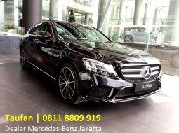 Promo Kredit Dp20% Mercedes-Benz C-Class C200 Avantgarde 2019 Hitam - Diskon Corona