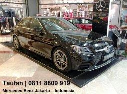 Promo Kredit Dp20% Mercedes-Benz C-Class C 300 AMG 2020 Hitam - Diskon Corona