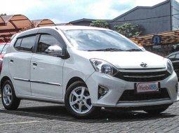 Jual Mobil Bekas Toyota Agya G 2015 di Jawa Barat