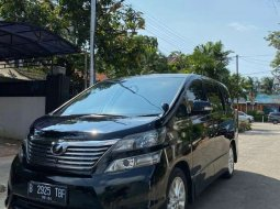 Jual Toyota Vellfire Z 2009 harga murah di DKI Jakarta