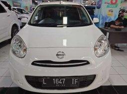 Jual cepat Nissan March 1.2 Manual 2013 di Jawa Timur