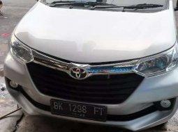 Jual Toyota Avanza G 2017 harga murah di Sumatra Utara