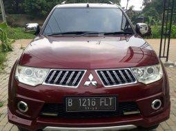 Mobil Mitsubishi Pajero Sport 2013 Exceed dijual, Jawa Barat