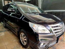 Dijual cepat Toyota Kijang Innova 2.0 G Luxury 2015 terbaik, DKI Jakarta