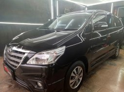 Jual mobil Toyota Kijang Innova 2.0 G 2014 Luxury AT bekas, DKI Jakarta