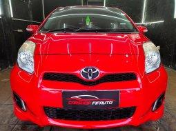 DKI Jakarta, Mobil bekas Toyota Yaris 1.5 E 2012 Merah dijual
