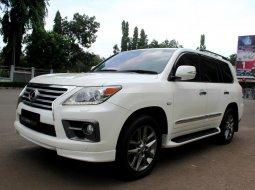 Dijual mobil Lexus LX 570 2012 terbaik, DKI Jakarta