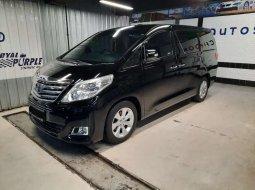 Toyota Alphard 2012 Jawa Timur dijual dengan harga termurah