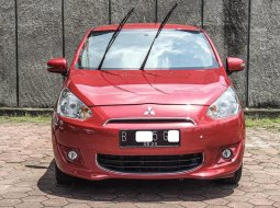 Depok, Mobil bekas Mitsubishi Mirage EXCEED 2015 dijual
