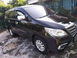 Jual Toyota Kijang Innova E 2015 harga murah di Sumatra Selatan