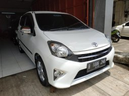 Jual Mobil Toyota Agya G 2014 Terawat di Bekasi