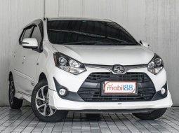 Dijual Cepat Toyota Agya TRD Sportivo 2017 di Jawa Timur