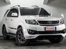 Dijual Cepat Toyota Fortuner G 4x4 VNT 2015 di Jawa Timur