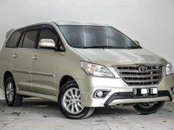 Jual Mobil Bekas Toyota Kijang Innova 2.0 V Luxury 2014 dI DKI Jakarta