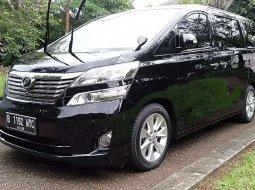 Jual Toyota Vellfire V 2011 harga murah di DKI Jakarta