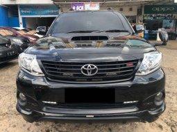 Jual cepat Toyota Fortuner TRD 2014 di Sumatra Selatan