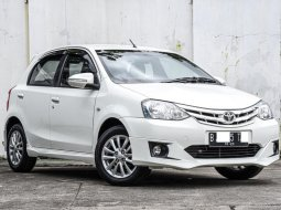 Dijual Mobil Toyota Etios Valco G 2014 di DKI Jakarta