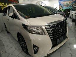 Jual mobil bekas Toyota Alphard G 2016 di DIY Yogyakarta