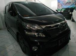 Jual cepat Toyota Vellfire 2.4 NA 2012 di DIY Yogyakarta