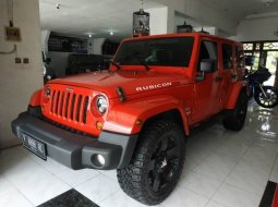 DIY Yogyakarta, Mobil bekas Jeep Wrangler Rubicon Unlimited 2012 dijual