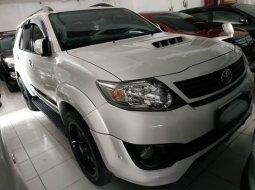 Dijual cepat Toyota Fortuner G TRD 2014 di DIY Yogyakarta