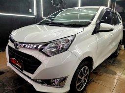Dijual Cepat Daihatsu Sigra 1.2 R Matic 2016 Putih di DKI Jakarta