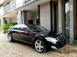 Jual mobil Mercedes-Benz S-Class S 500 L AMG 2007 bekas, DKI Jakarta