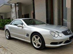 Dijual cepat Mercedes-Benz SL 500 AMG 2003 terbaik, DKI Jakarta