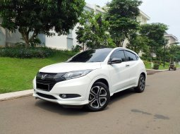 Dijual cepat Honda HR-V 1.8 Prestige Putih 2018 di DKI Jakarta