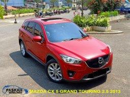 Dijual cepat Mazda CX-5 2.5 Grand Touring 2013 Merah, DKI Jakarta