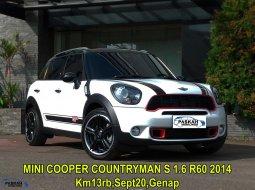 Jual mobil MINI Cooper Countryman S 1.6 R60 2014, DKI Jakarta