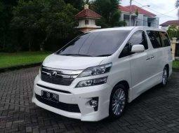 Jual mobil Toyota Vellfire ZG 2013 bekas, DIY Yogyakarta