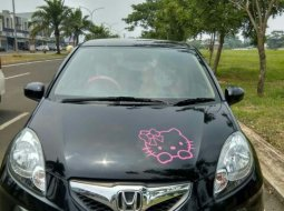 Jual Mobil Bekas Honda Brio E Automatic 2012 di Jawa Barat