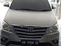 Jual mobil Toyota Kijang Innova 2.0 G Manual Bensin 2015, DIY Yogyakarta