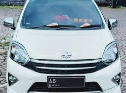 Dijual cepat mobil Toyota Agya TRD Sportivo 2015 di DIY Yogyakarta