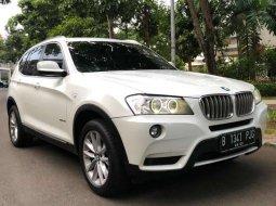 DKI Jakarta, BMW X3 xDrive35i 2013 kondisi terawat
