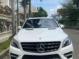 Mobil Mercedes-Benz M-Class 2014 ML 400 dijual, Sumatra Utara