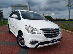 Jual cepat Toyota Kijang Innova V 2015 di Banten