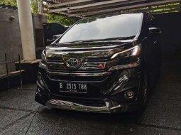 Jual Toyota Vellfire G Limited 2017 harga murah di DKI Jakarta