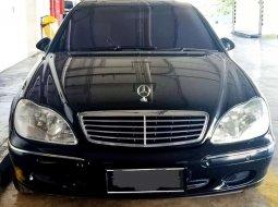 Jual Mercedes-Benz S-Class S 320 L 2001 harga murah di Jawa Barat