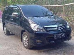 Jual cepat Toyota Kijang Innova V 2010 di DKI Jakarta