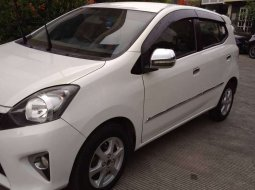 Mobil Toyota Agya 2014 G dijual, Sulawesi Selatan