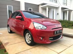 Mobil Mitsubishi Mirage 2014 EXCEED dijual, DKI Jakarta