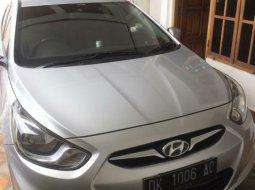 Dijual segera Hyundai Grand Avega GL 2013 Silver di Bali